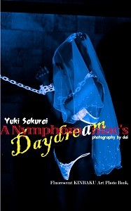 A Nymphomaniac's Daydream (Fluorescent Kinbaku Art Photo Book)